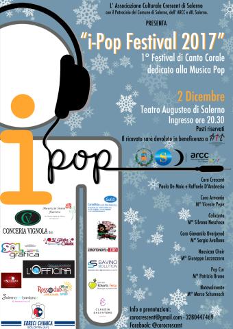 IPop festival 2017 Salerno