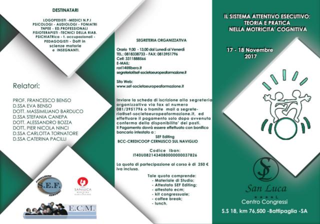 Seminario Centro Medico San Luca