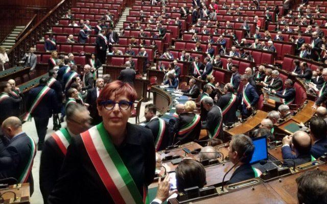 Cecilia Francese al Parlamento