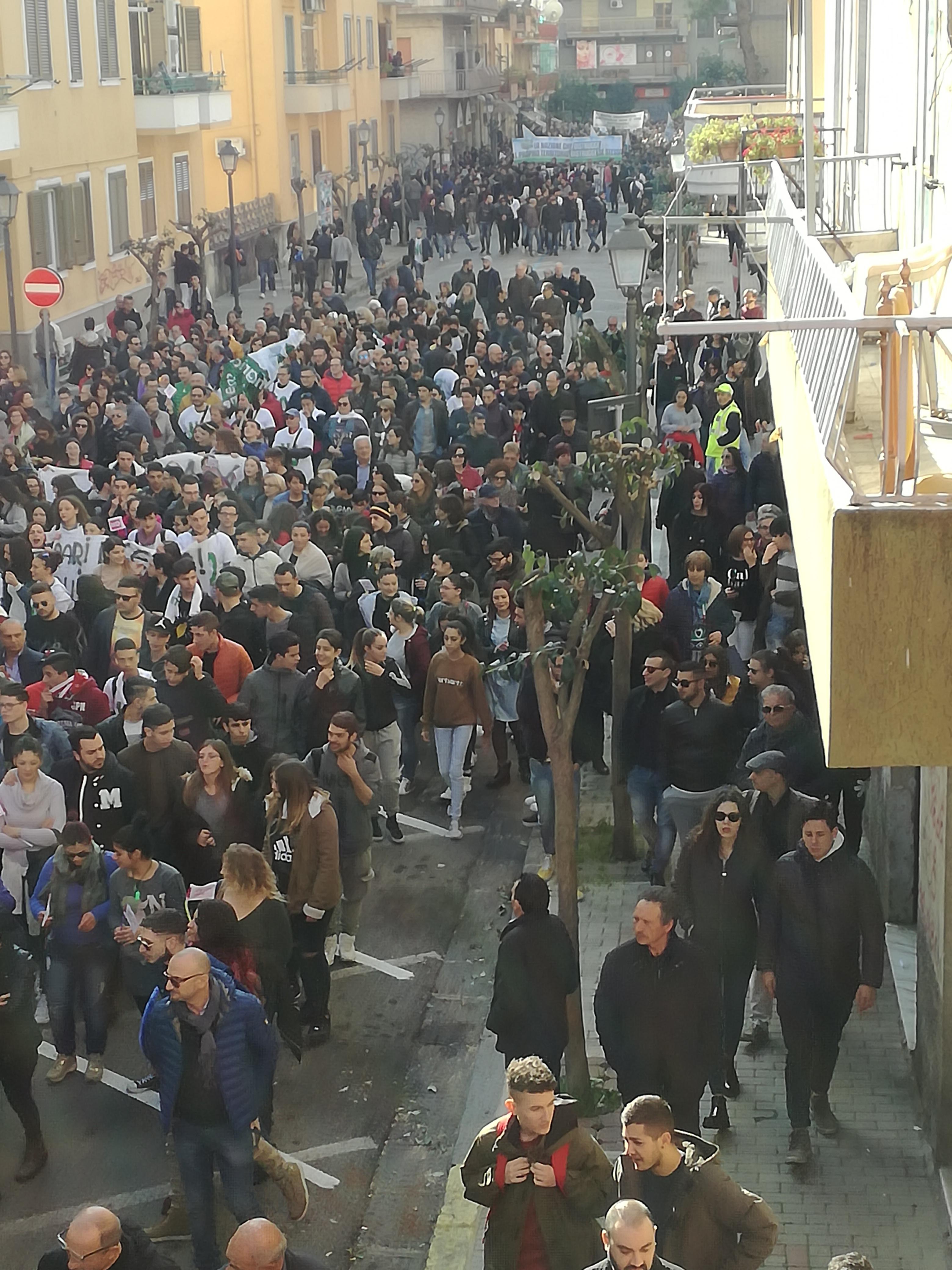 Sciopero Generale-compostaggio-Battipaglia-23 novembre12