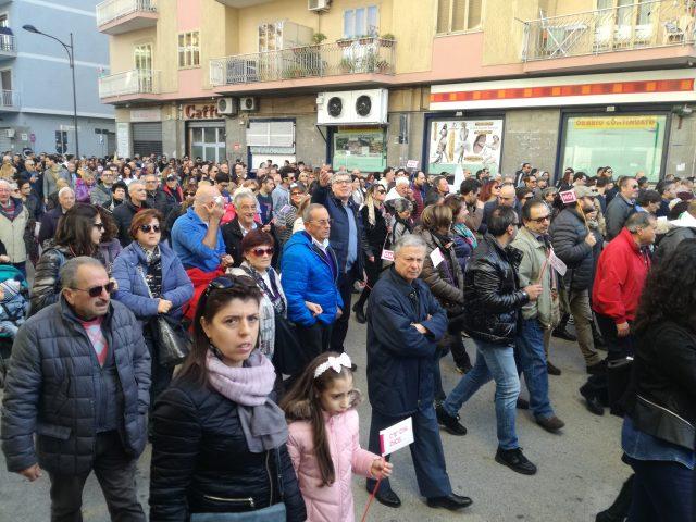 sciopero battipaglia No compostaggio5
