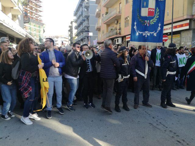 sciopero battipaglia No compostaggio7