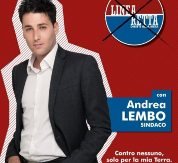 Andrea Lembo-Linea Retta