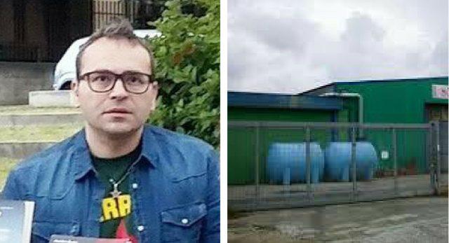 Massimiliano Voza-impianto compostaggio santomenna