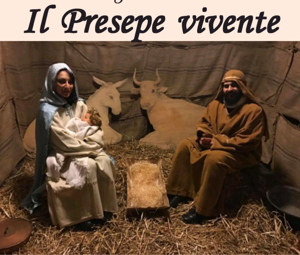 Presepe vivente-parrocchia Madonna delle Grazie