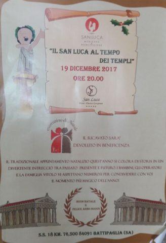 """""""Il San Luca al Tempo dei Templi"""""""