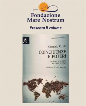 Carmelo Conte-Libro-Coincidenze e Potere
