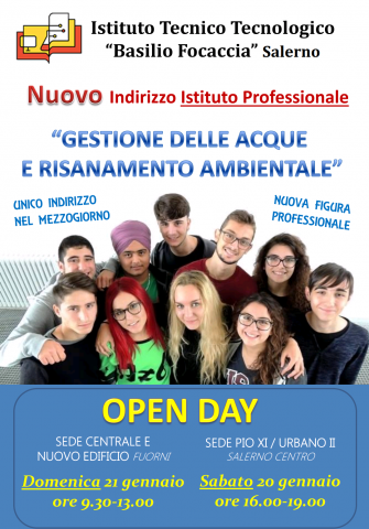 Open Day Focaccia