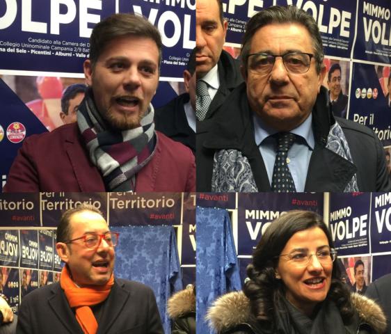 Presutto-Volpe-Pittella-Saggese