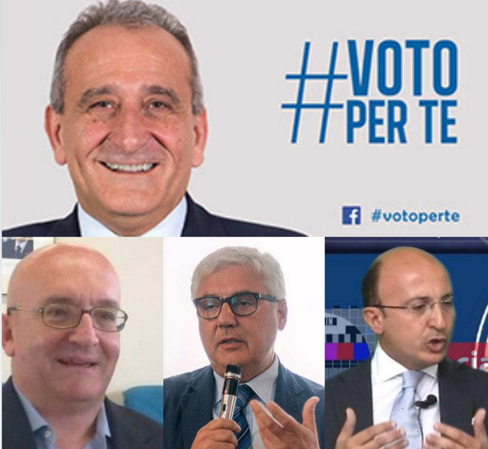 Romano Ciccone-Paolo Polito-Martino Melchionda-Roberto Pansa