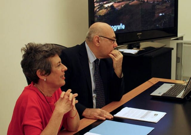 Stefania Ugatti,Michele Faiella