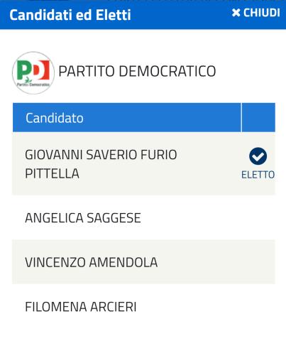 PD senato