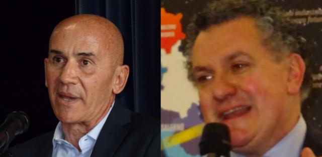 Gerardo Ceres-Vincenzo Ferrara-Cisl-Salerno