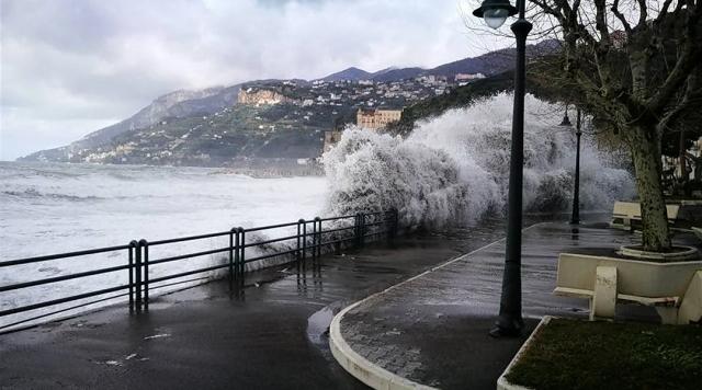 Mareggiata-Salerno