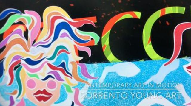 Contemporary Art in Motion - Francesco Cuomo-Sorrento