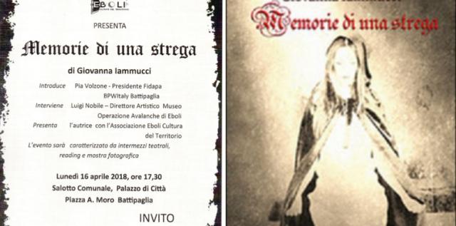 Memorie di una Strega-Giovanna Iammucci