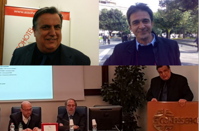 Claudio Albonetti-Donato Santimone-Assemblea Assohotel