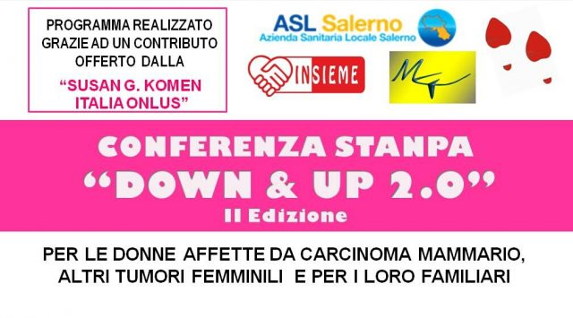 DOWN & UP 2.0.-Salerno