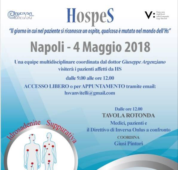 Progetto HospeS- Napoli-clinica Universitaria Vanvitelli
