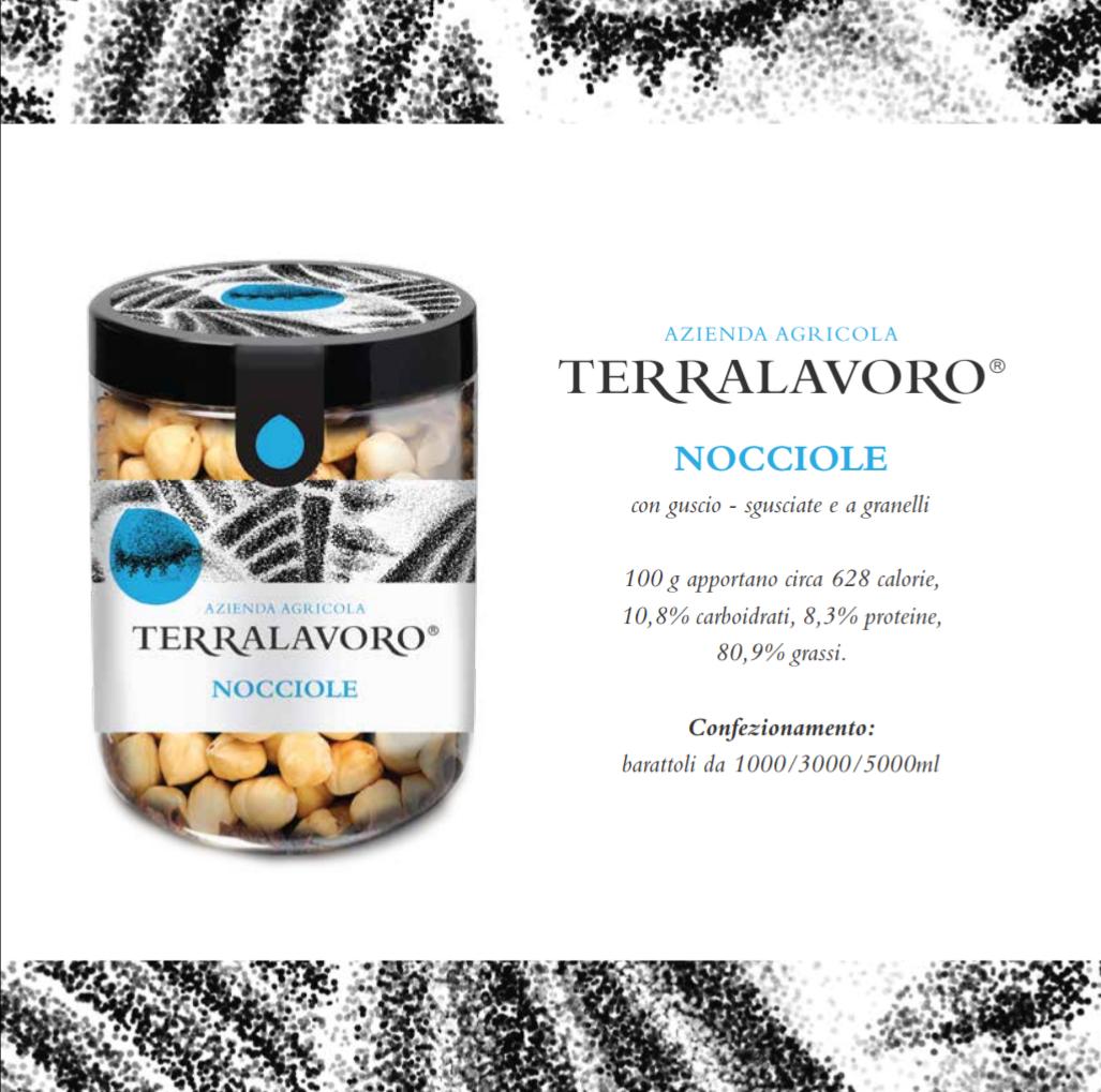 Azienda Agricola Terralavoro-produzione-Nocciole