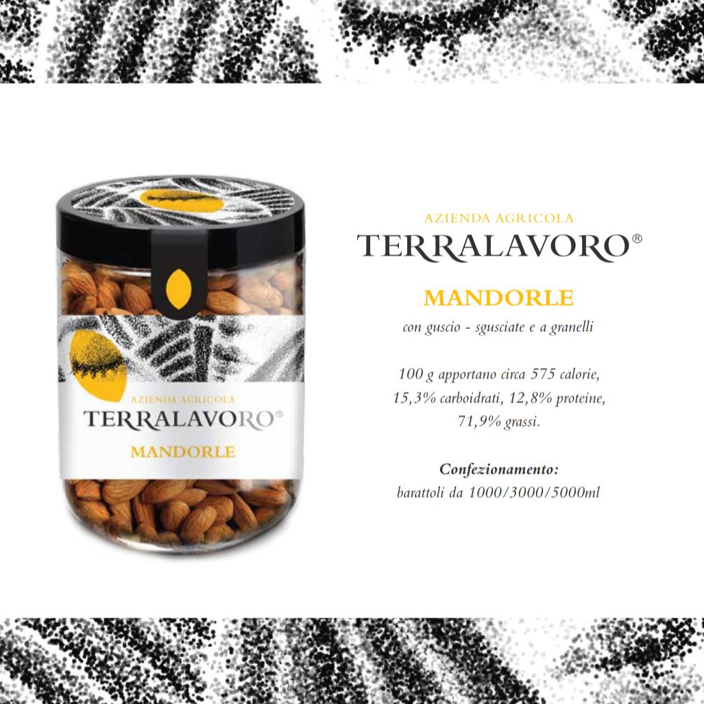 Azienda Agricola Terralavoro-produzione-Mandorle
