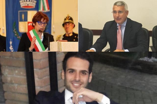 Cecilia Francese-Alberico Gambino-Gianpiero Delli Bovi