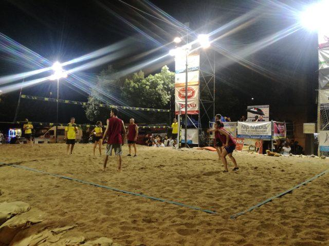 Eboli in Beach 2018