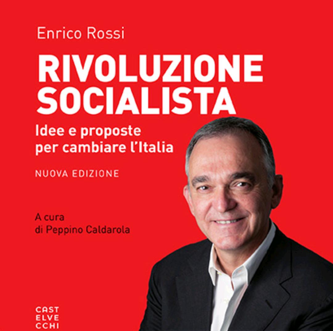 Enrico Rossi-Rivoluzione Socialista-Paestum