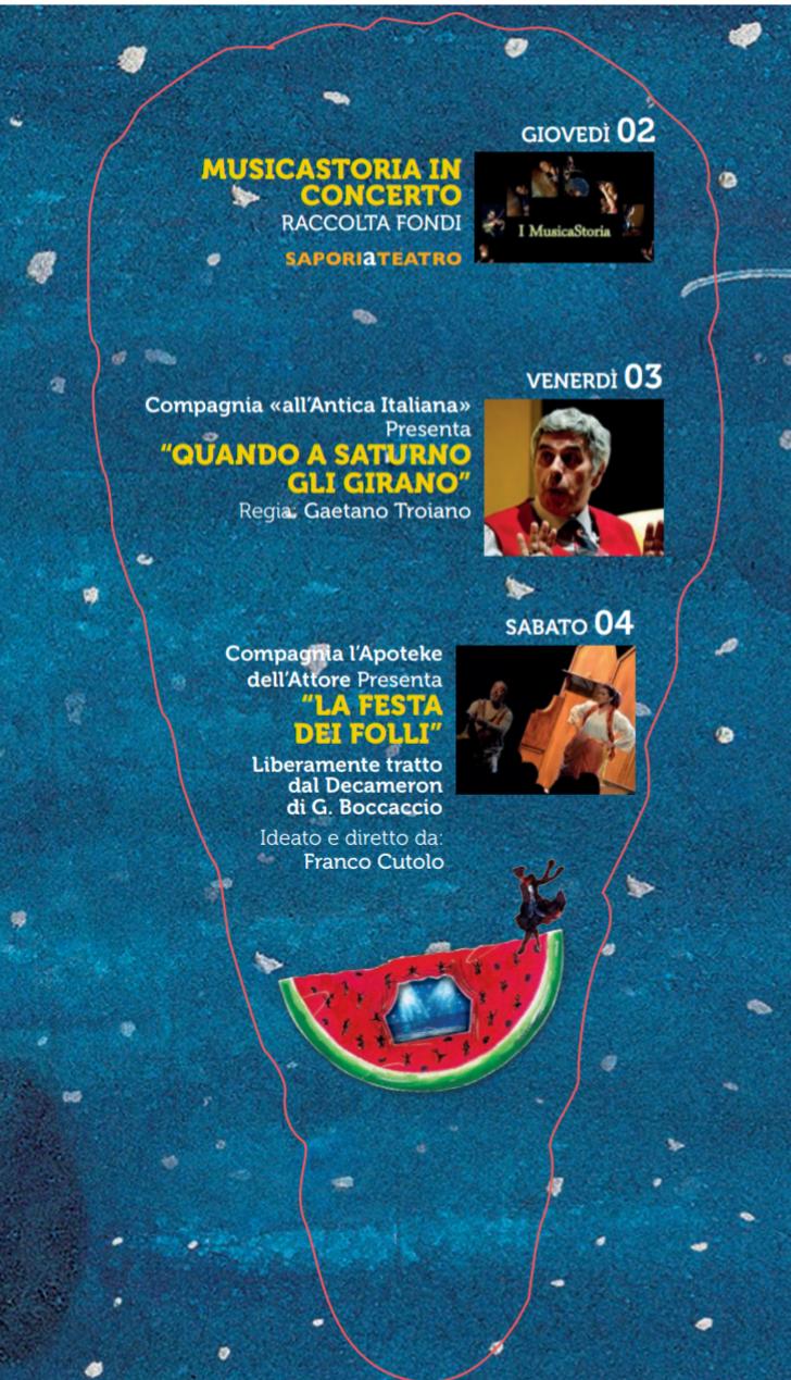 Barbuti Festival 2018 Salerno-Programma vu