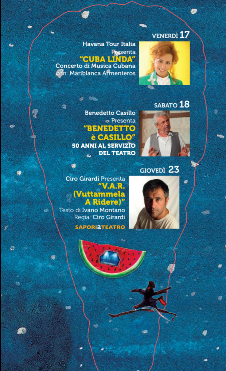 Barbuti Festival 2018 Salerno-Programma 3