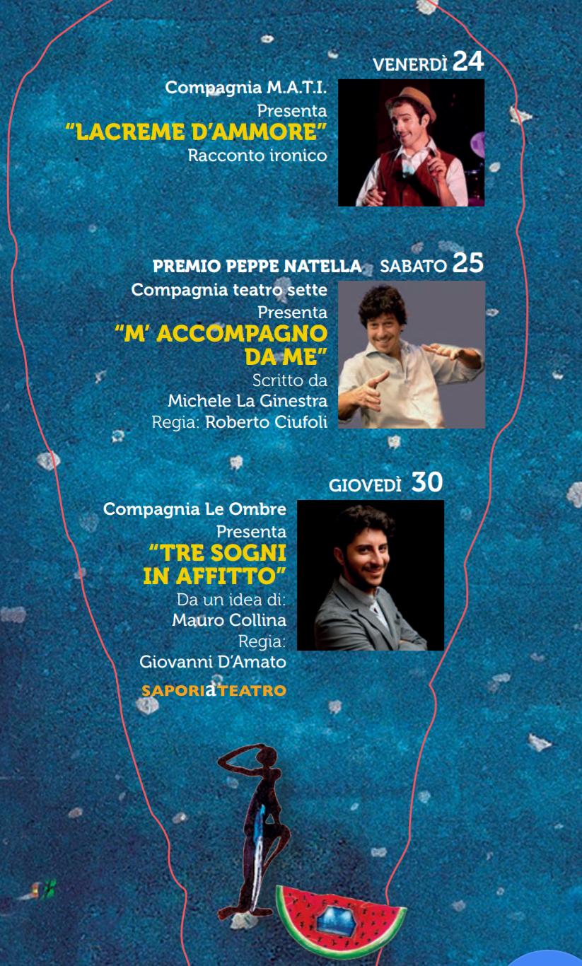 Barbuti Festival 2018 Salerno-Programma 2