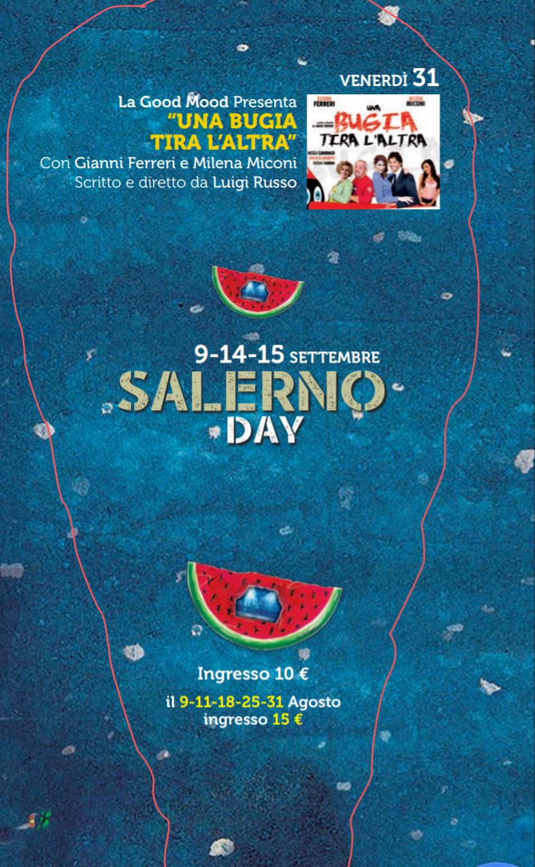 Barbuti Festival 2018 Salerno-Programma 1