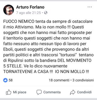 Post di Forlano