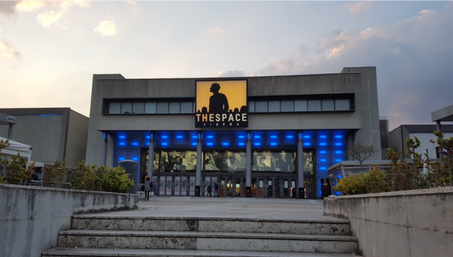 Cinema The Space Salerno