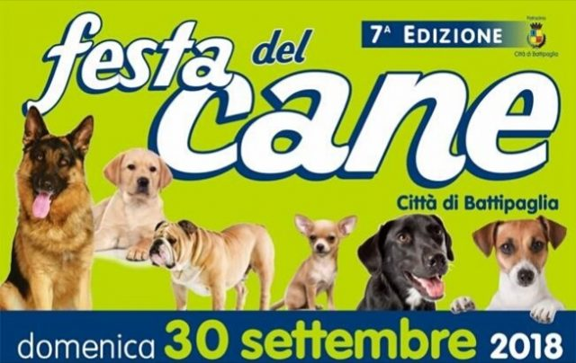 7 Festa del Cane Battipaglia