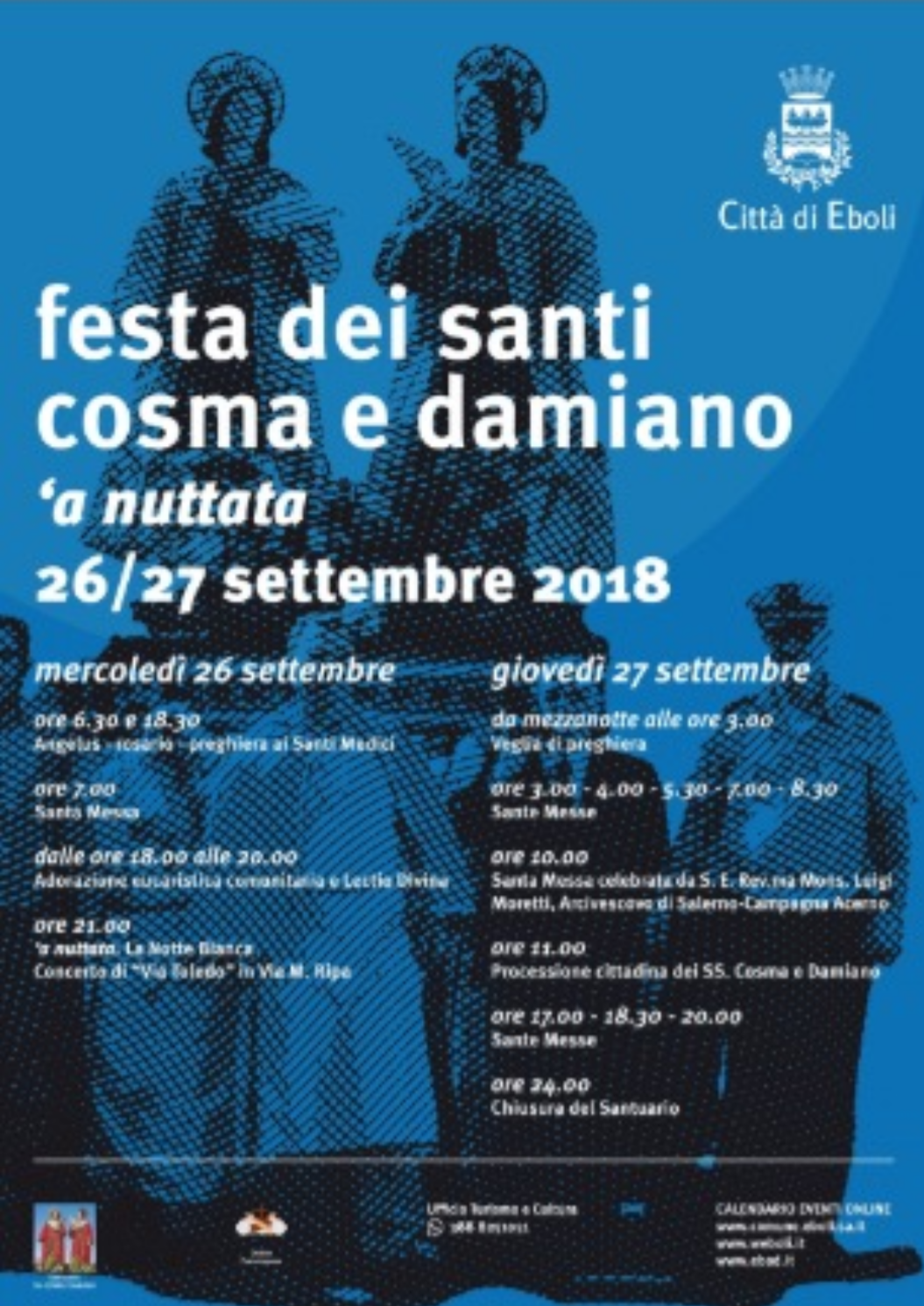 festa SS Cosimo e Damiano-2018