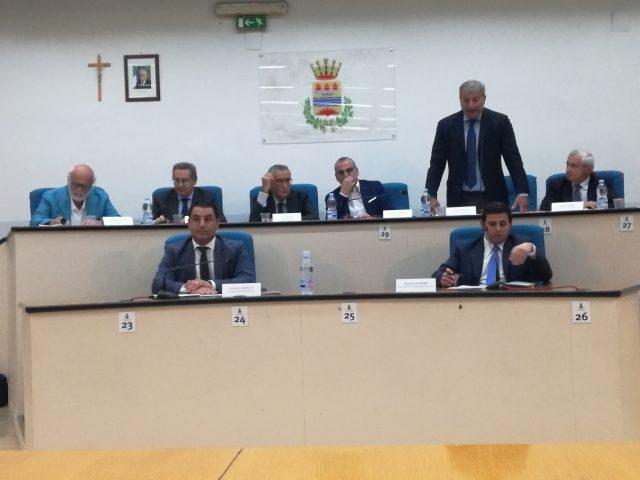 Manzo-Roberti-Cariello-Fausto Vecchio-sicurezza-immigrazione