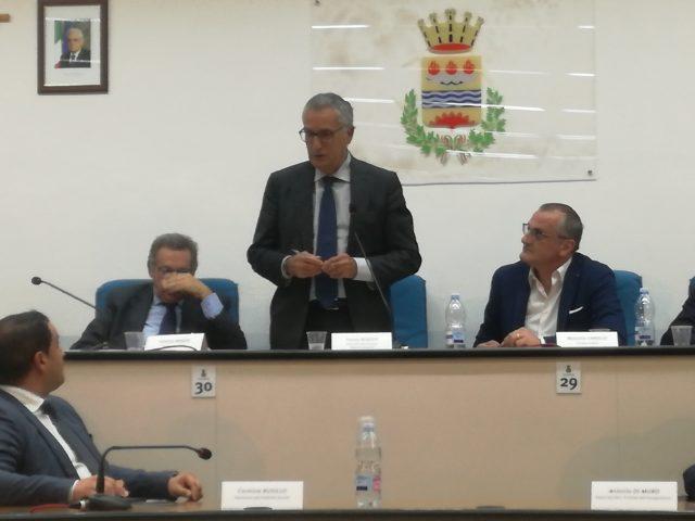 Manzo-Franco Roberti-Cariello-sicurezza-immigrazione