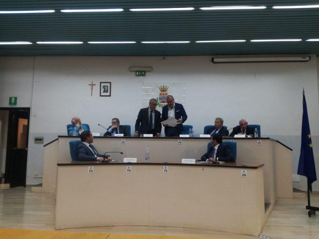 Manzo-Franco Roberti-Massimo Cariello-Vecchio-sicurezza-immigrazione