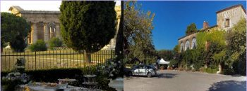 Ristorante Nettuno-Vista Templi di Paestum