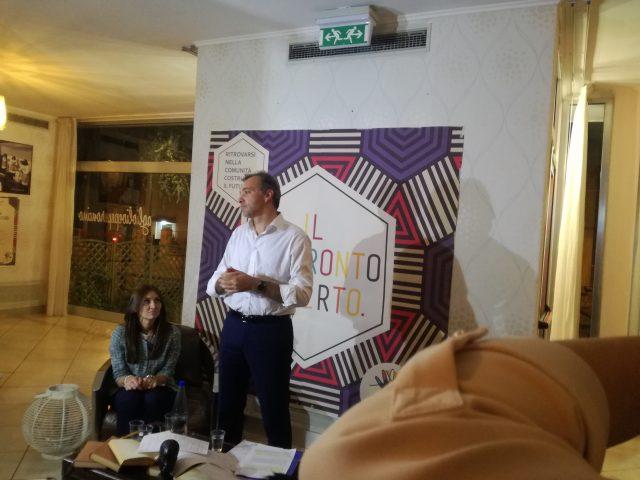 Matteo Richetti-Hotel Grazia-Eboli