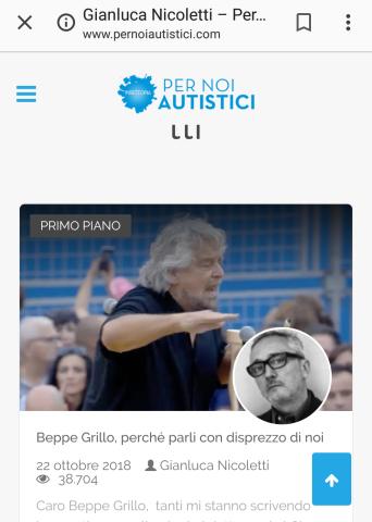 blog Gianluca Nicoletti