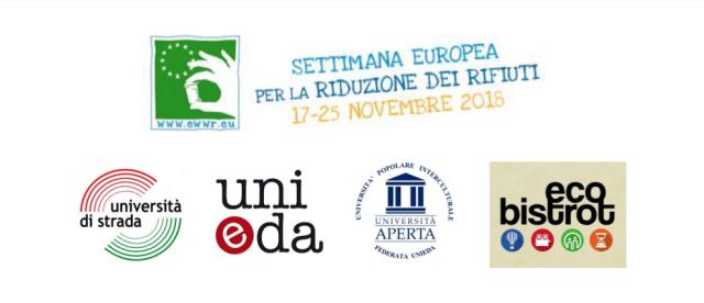 Settimana europea per la riduzione dei rifiuti