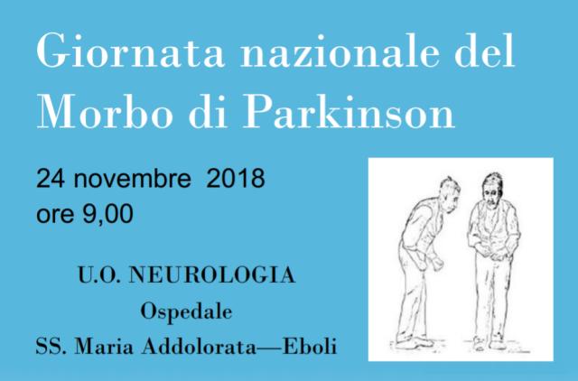 Giornata nazionale del Morbo di Parkinson