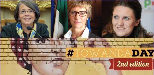 Sereni-Pinotti-Puglisi-Associazione Towanda