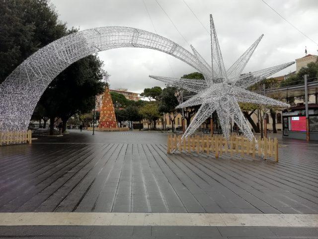 23 dicembre ore 11.30 piazza di Eboli