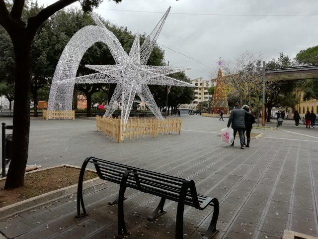 24 dicembre ore 11.30 piazza di Eboli