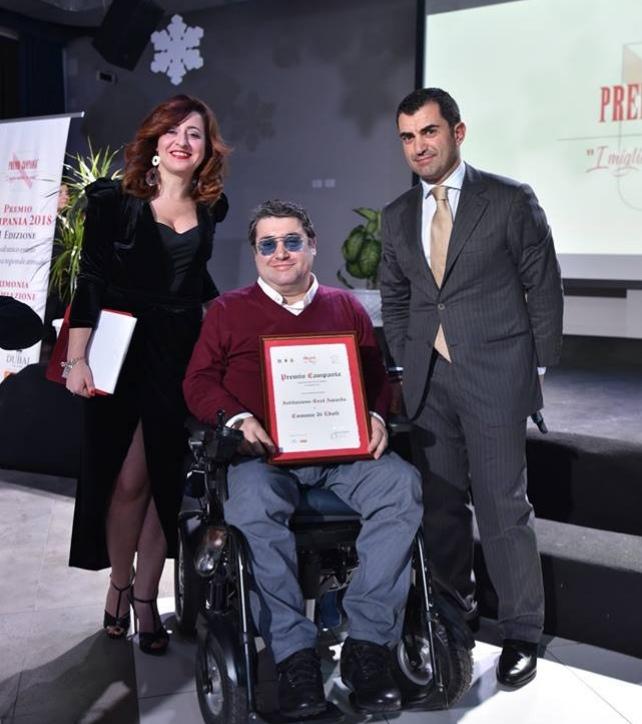Generoso Di Benedetto-Premio Campania