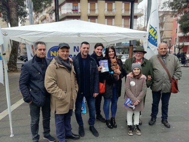 Gazebo Lega Eboli-Con Mariano Falcone e Massimo Del Mese