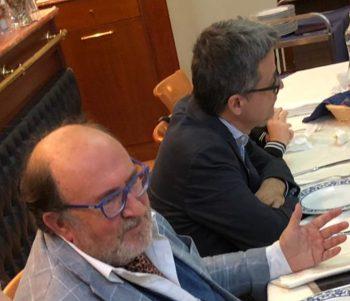 Massimo Del Mese-Emilio Ferrara direttore Carciofo IGP paestum